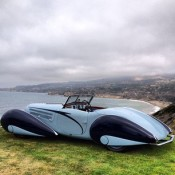 1937 Delahaye at the 2012 PV Concours D'Elegance