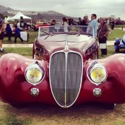 1939 Delahaye at the 2012 PV Concours D'Elegance