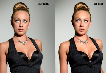 Portrait Editing & Enhancements by Out Of The Blue Photography